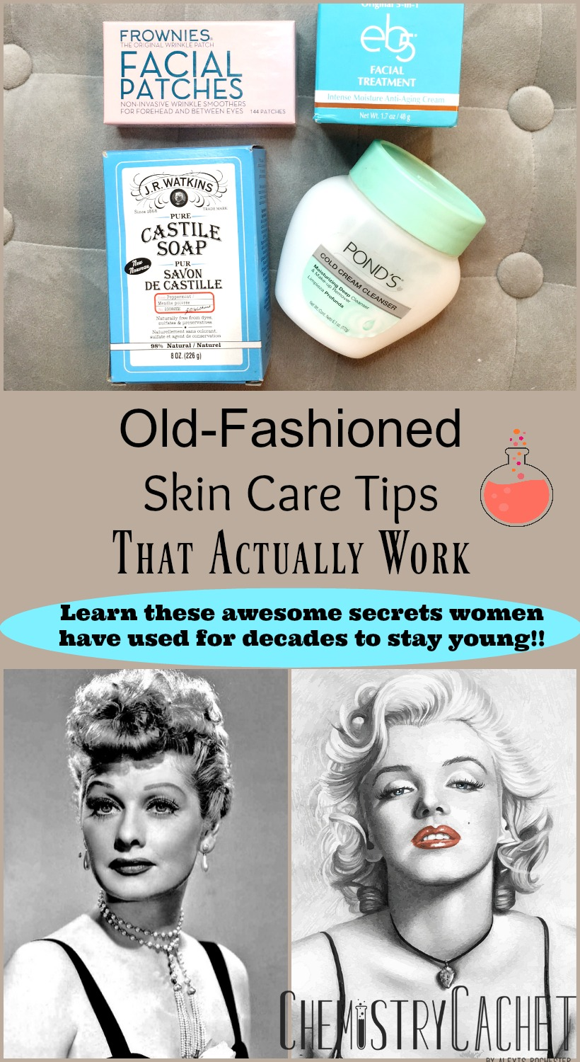 Old-Fashioned Skin Care Tips That Actually Work