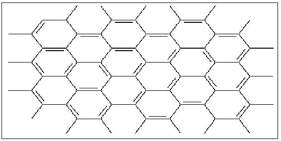 Atomic Sheet Metal.One Atom Thick 2D Copper Oxide Clusters