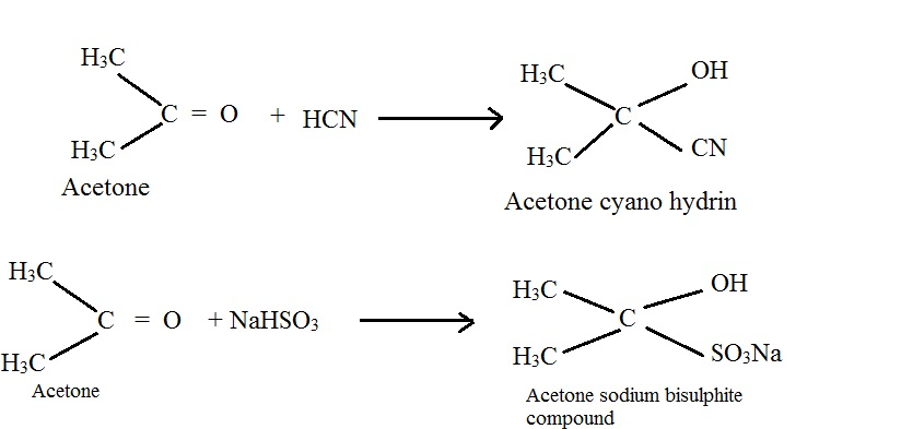 What is the chemical name of CH3COCH3
