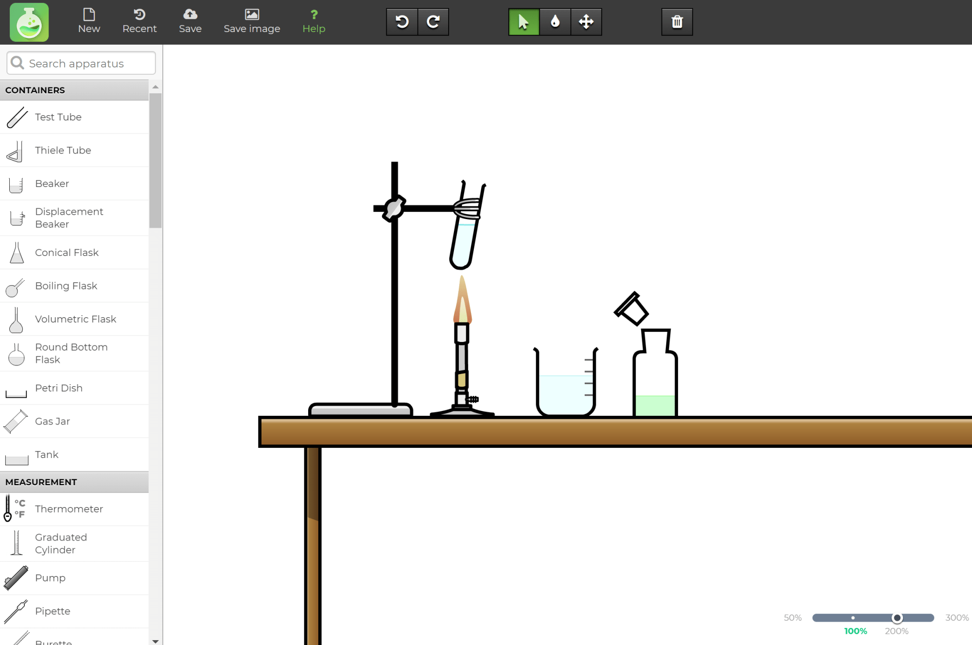 hight resolution of chemix is a free online editor for drawing lab diagrams and school experiment apparatus easy sketching for both students and teachers