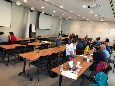 Liquid Interfaces workshop 2019 16