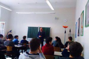 2016-04-12-Politiktalk im Goethe-Gymnasium