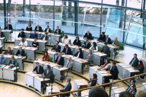 Landtagsfraktion Plenum