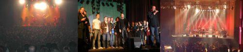 """Die Puhdys & The Last Walz - Eine der letzten Veranstaltungen im Kulturhaus """"8. Mai"""" 2004"""