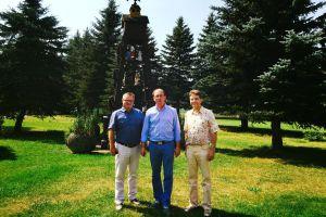 vl.  mit Hardy Spitzner und Frank Loeffler
