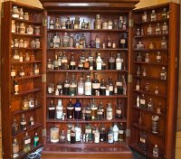 Whats in a medicine cabinet? | Picture it...