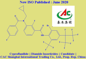 cyproflanilide_new iso published
