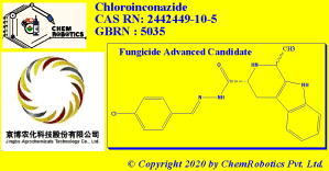 Chloroinconazide Fungicide Candidate Jingbo Agrochemicals