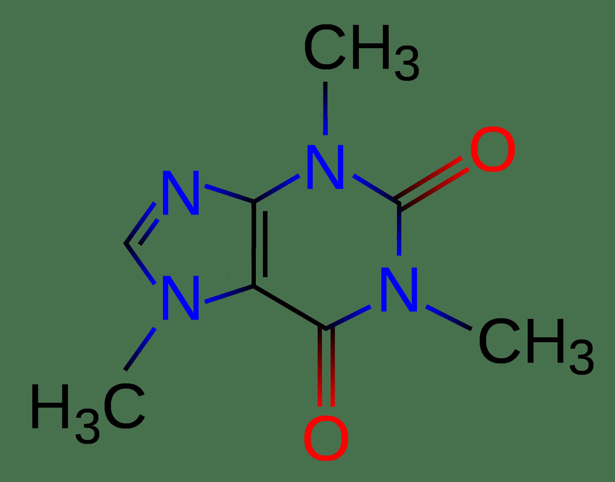 Caffeine! « Chemistry stuff