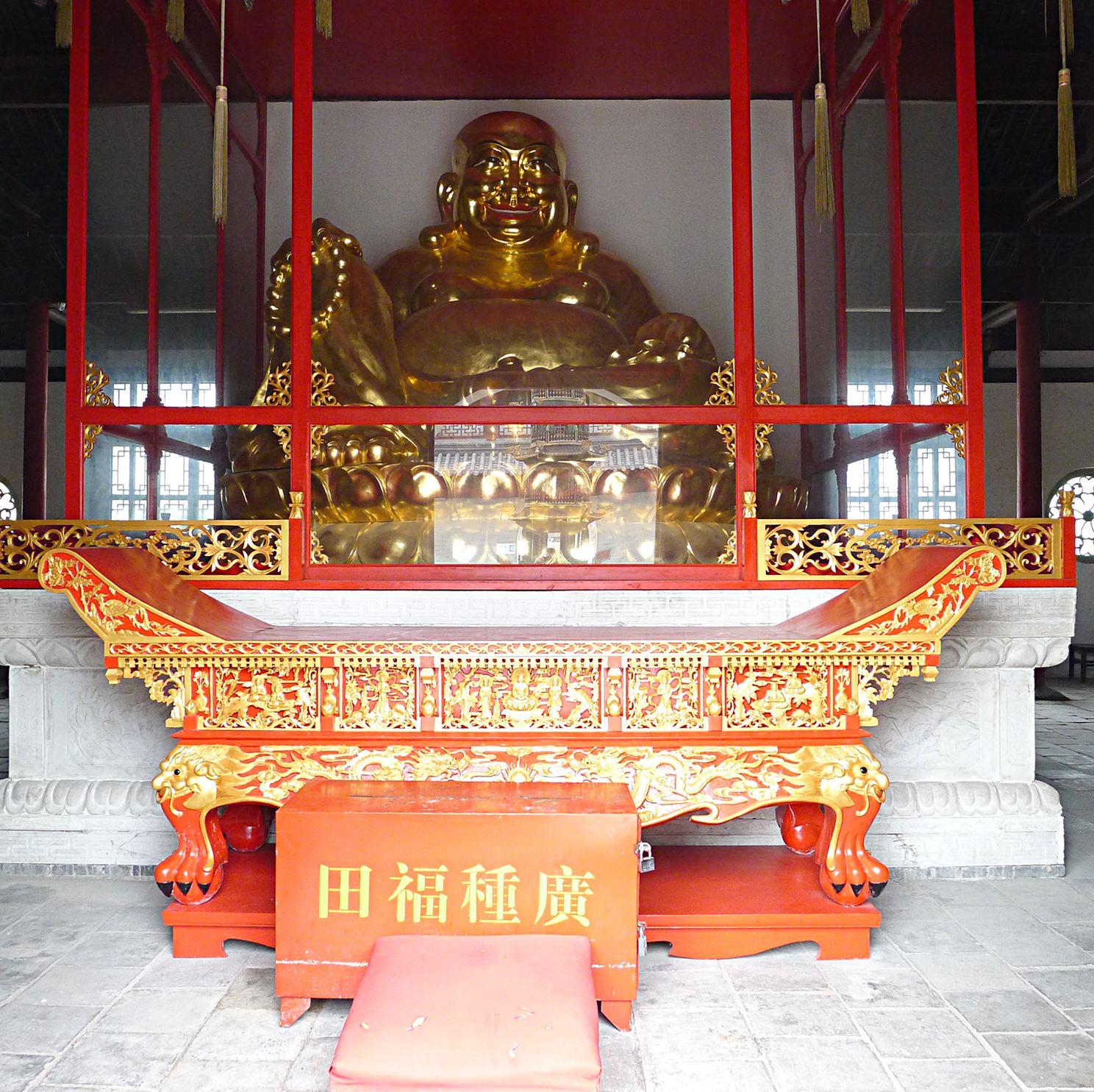 正信的佛教——佛教寺廟布局 - Cheson的博客 | Cheson Blog