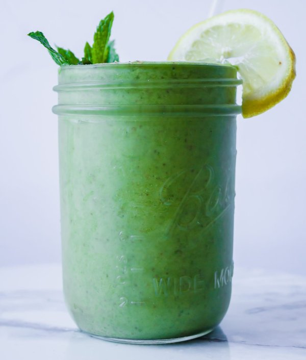 anti-aging green smoothie