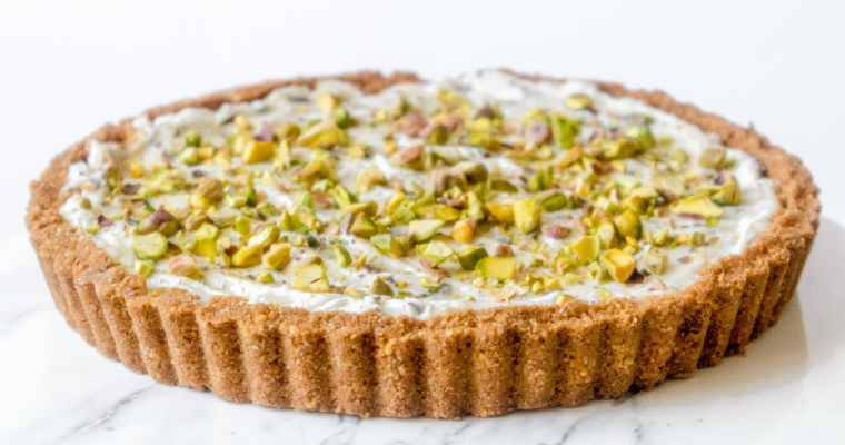 No-Bake Cannoli Tart