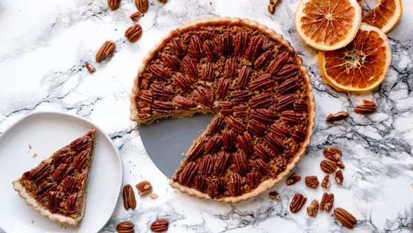 Pecan Pie Tart Recipe - Easy! | Chenée Today