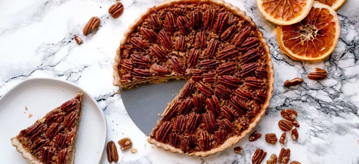 Pecan Pie Tart