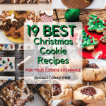 19 Best Easy Christmas Cookies Recipes for Holiday Swaps! | Chenée Today