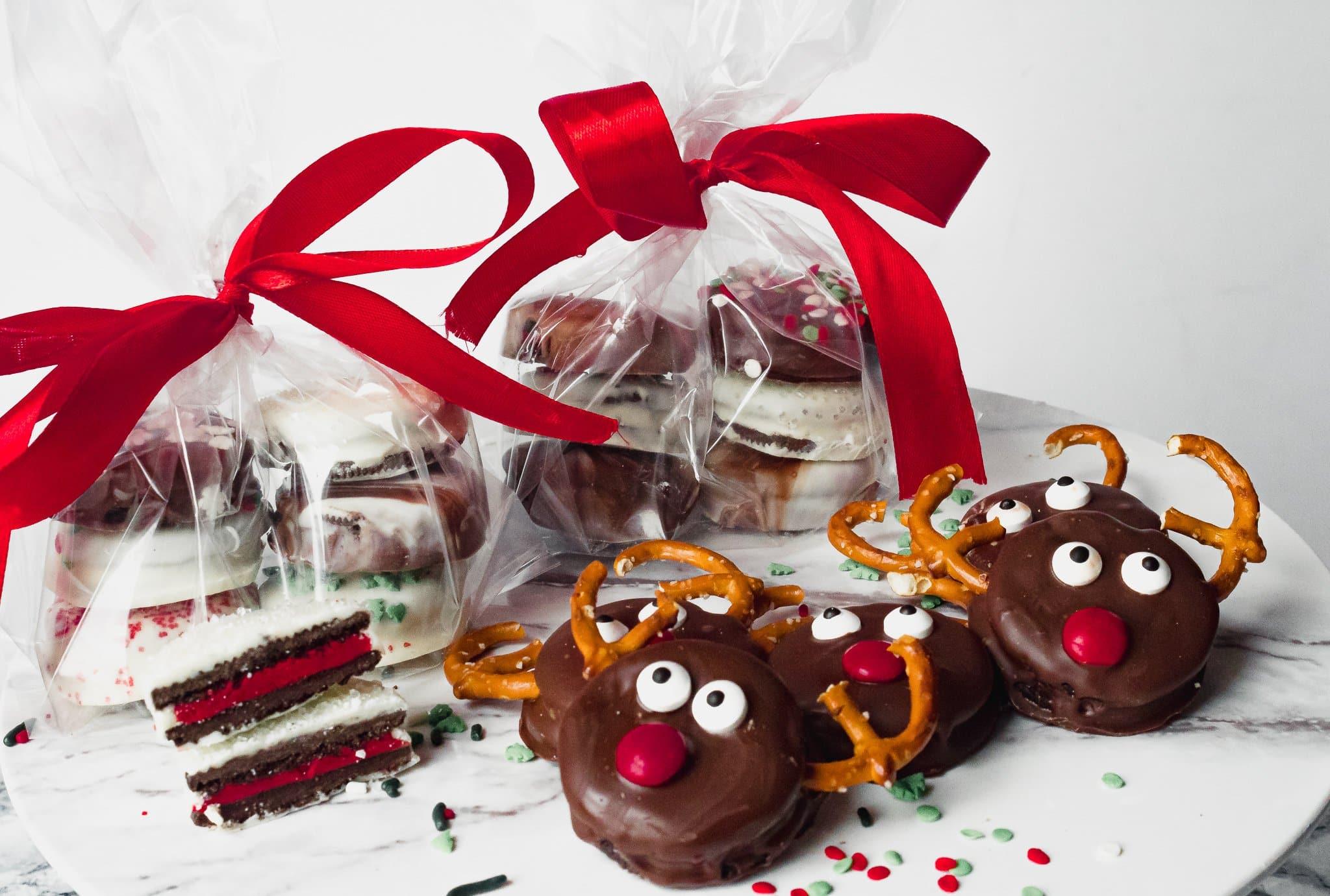 Christmas Oreos