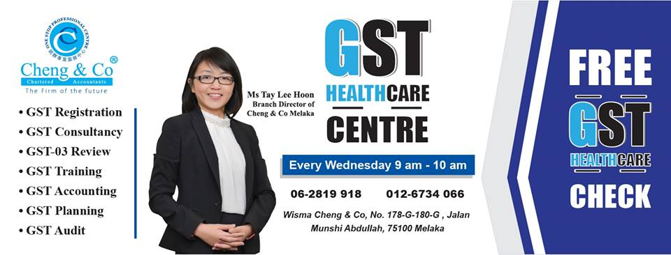 GST Healthcare Centre – Creating Awareness and Business Realignment