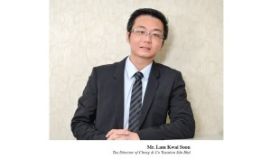 Mr. Lam Kwai Soon - Automatic Exchange of Information Regime