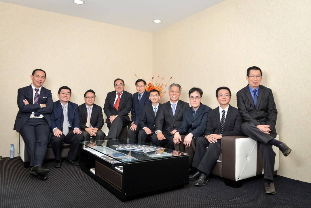 Cheng&Co Partners and shareholders
