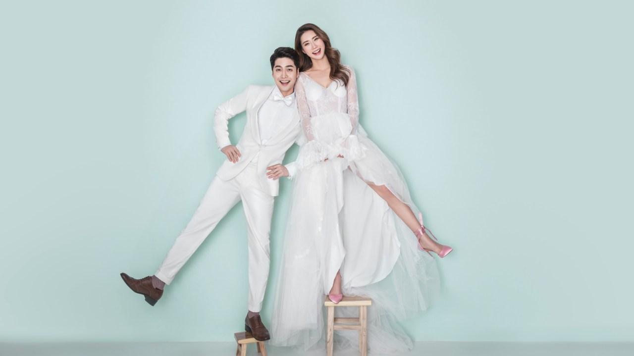 台灣 婚紗品牌 婚紗 手工婚紗 手工禮服