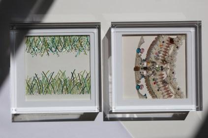 1. Vendu Collection Particulière 私人收藏 。 2. 年獸習作 4255€