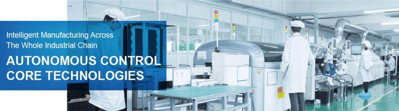 AUtonomous Control LED produce equipments