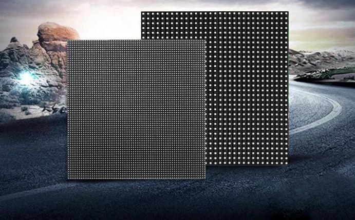 Módulo de pantalla LED para interiores