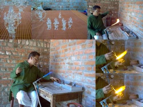 Glass Doll Making (c)ramaswamyn.com