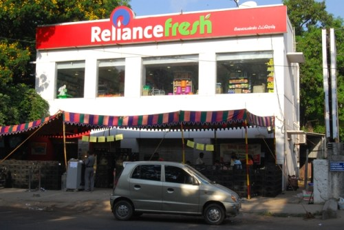 Reliance Fresh (c)ramaswamyn.com