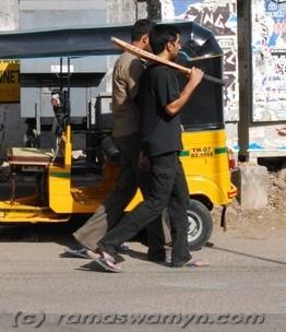 Street Cricketers