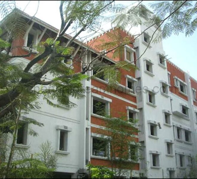 flat for sale in besant nagar