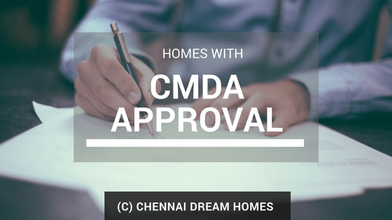 cmda approved properties in chennai