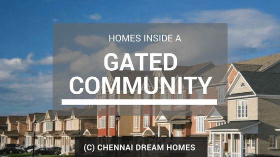 gated community houses home properties chennai