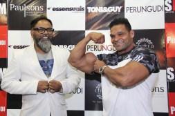Blessing and Rajendran Mani
