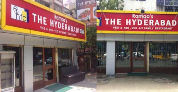 Ramaa's Hyderabadi Food Court