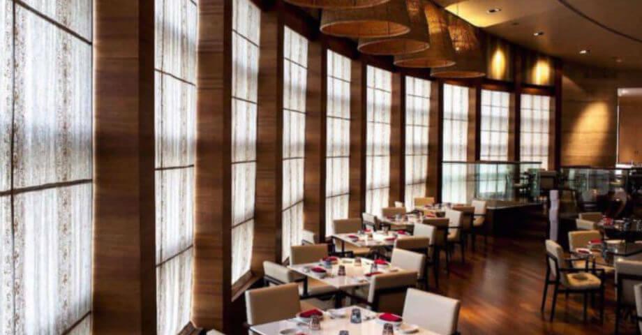 Flying Elephant - romantic restaurant in chennai