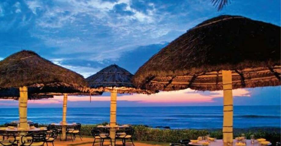Bay View - romantic restaurants in chennai
