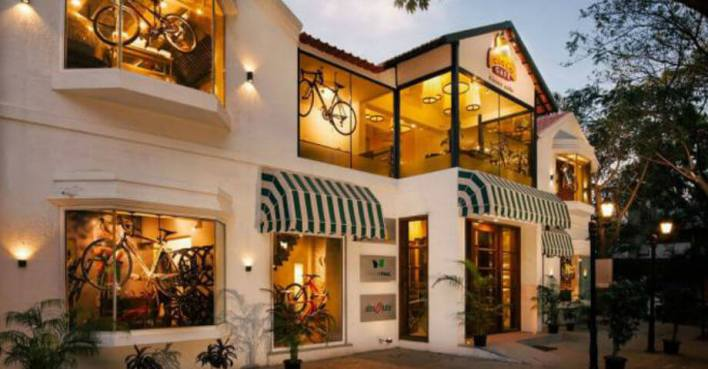 Ciclo cafe -Best Theme Restaurants in Chennai