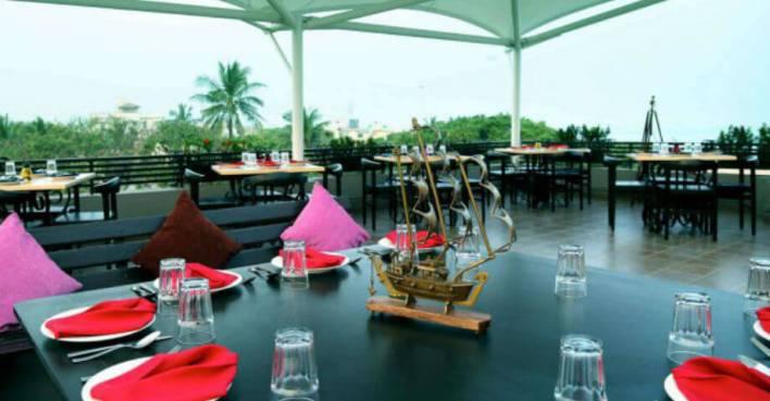 Hola - Rooftop Restaurants in Chennai