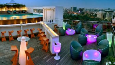 Photo of Top 10 Rooftop Restaurants in Chennai | Outdoor Seating