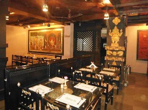 NAIVEDYAM Restaurant Image