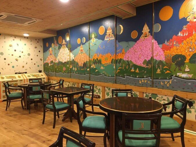 JUGGERNAUT Restaurant Delhi Image
