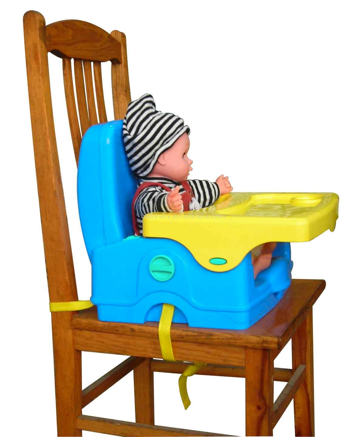 baby eating chair top