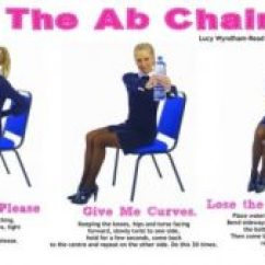 Office Chair Workouts For Abs Comfortable Desk No Wheels Exercises Abdominals Top Blog Review Workout On Pinterest And