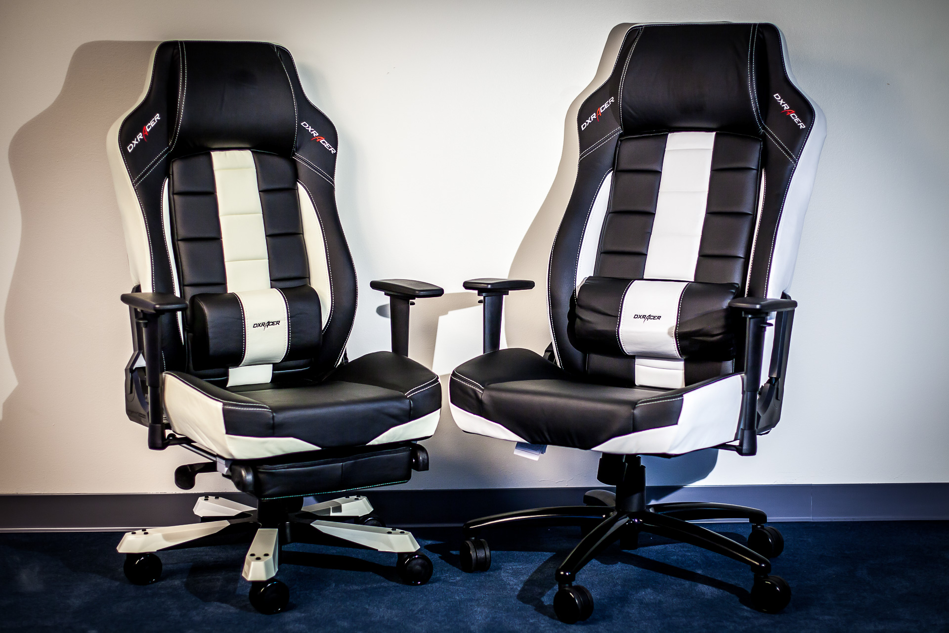 dxr racing gaming chair pottery barn wingback slipcover dxracer assessment with dx stoel