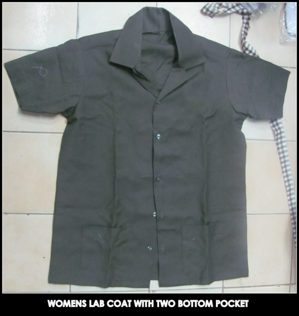Overcoats with two bottom pockets for Women
