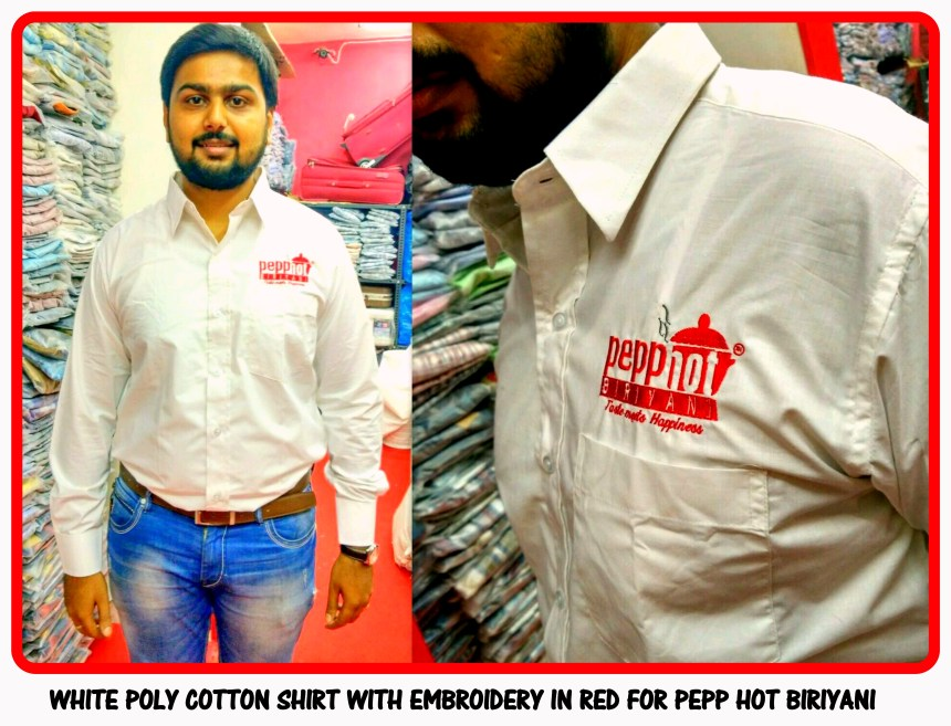 The best uniform shirt suppliers in Chennai