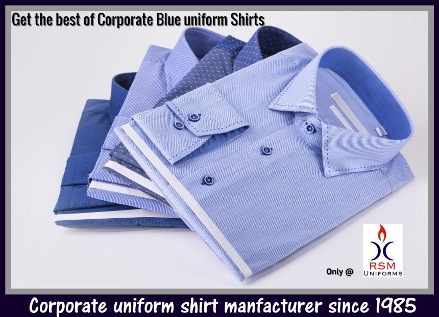 Corporate uniform manufacturers in India