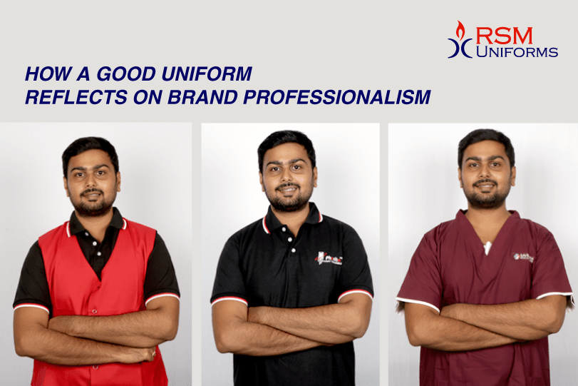 Good Uniform Reflects On Brand Professionalism