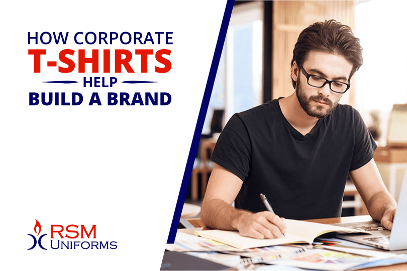 Branding Through Corporate T-Shirts